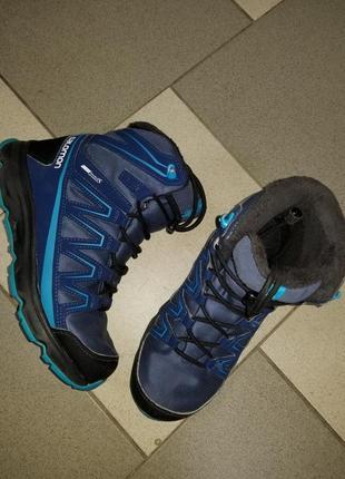 Ботинки salomon