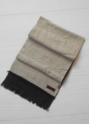 Двусторонний шелковый теплый шарф english laundry 🌺