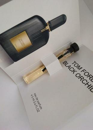 Скидка 3-дня🔥🔥🔥очень стойкие мини парфюм tom ford black orchid 5мл.