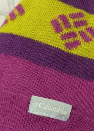 Шапка columbia3 фото