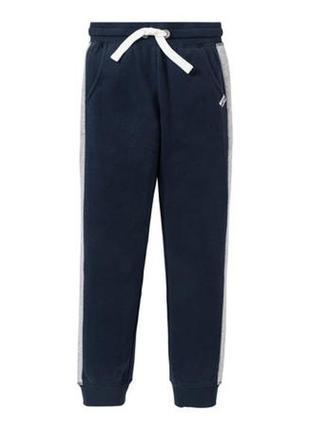 Спортивные штаны на флисе на мальчика 122/128
