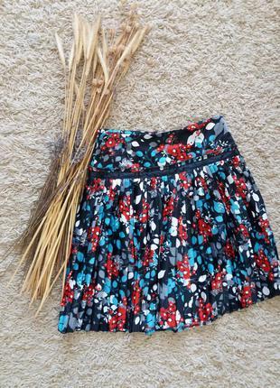 Яркая летняя юбка junker