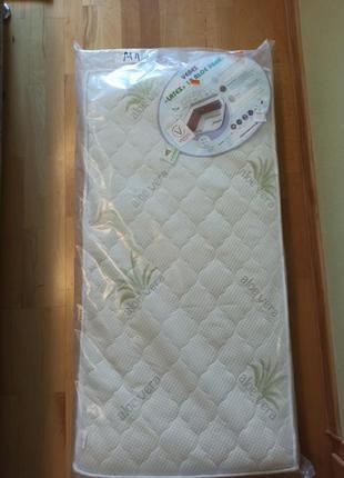 Матрац в детскую кроватку, новый veres, цена-1300