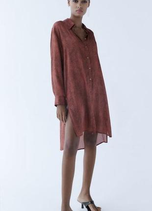 Стильна блуза zara нова колекція