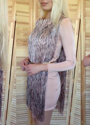 Дизайнерское платье elisabetta franchi