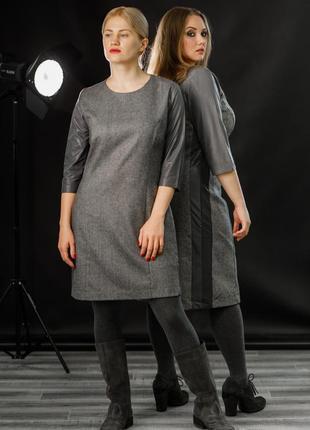 Платье из натуральной шерсти md vera
