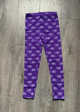 Оригинальные детские leggings фирмы disney