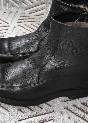 43р кожаные мужские ботинки германия