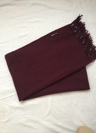 Теплый шарф 🧣