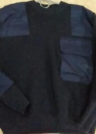 Свитер светр воєнний армії бундесвер оригінал