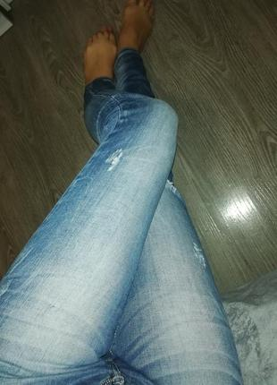 Жіночі джинси