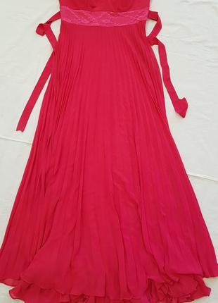 Платье нарядное выпускной свадьба вечернее cortefiel