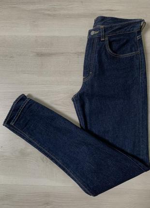 Оригінальні прямі чоловічі джинси calvin klein