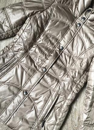 Демисезонная куртка немецкого премиум бренда fuchs&schmitt размер м2 фото