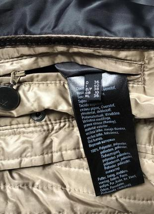 Демисезонная куртка немецкого премиум бренда fuchs&schmitt размер м6 фото