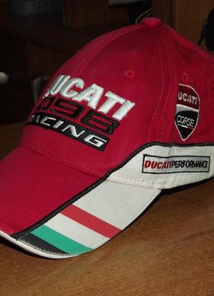 Кепка ducati racing