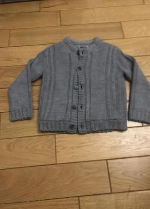 Батник свитр светр джемпер пиджак  lupilu