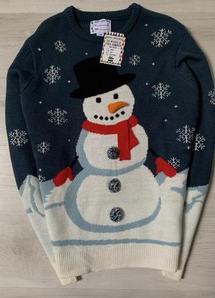 Новенький новорічний светерок від primark new!