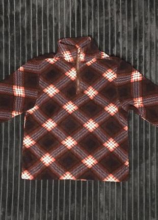 Флисовый свитер, кофта staccato 104-110 4-5 дет