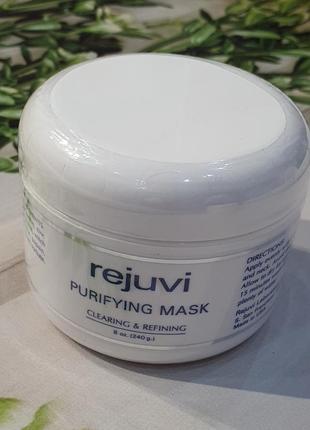 Очищающая маска для лица rejuvi