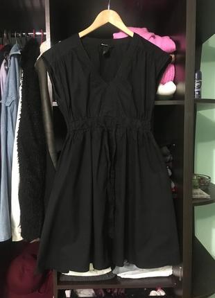Чёрное платье ❤️