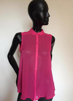Яркая блуза h&m 8(36)
