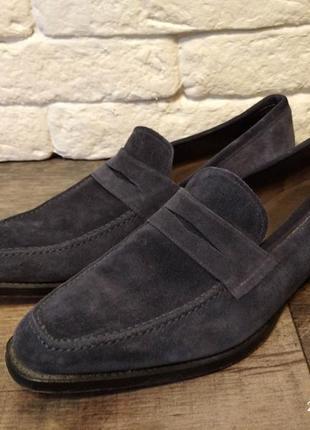 Туфли пенни-лоферы addison италия
