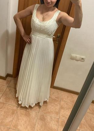 Вечернее платье, свадебное или выпускное. платье в пол
