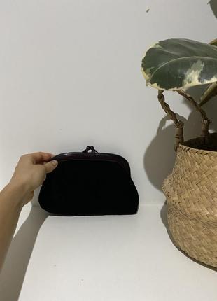 Маленькая винтажная  сумочка by  janntet boston