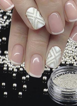 Бульонки на ногти