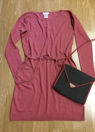 Стильное фирменное платье coline(france),платье,платьице+подарок ремень