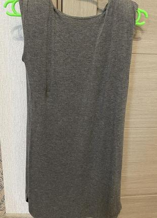 Платье-туника philipp plein