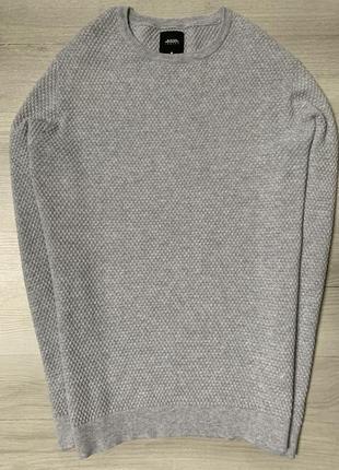 Тонннький чоловічий светерок від burton menswear london