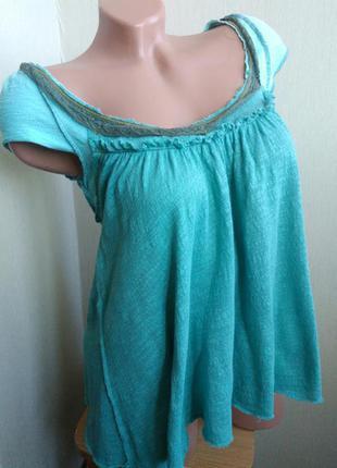 Блуза майка free people xs-s