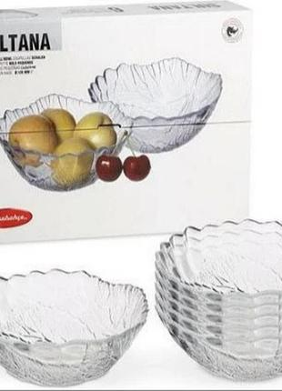 Набор салатников креманок пиалка 6шт