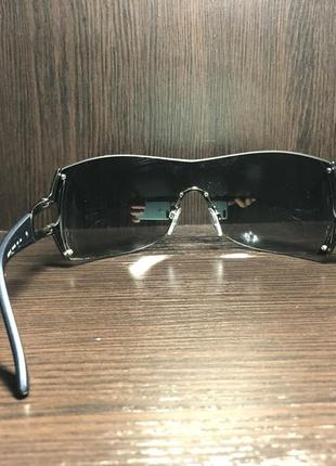 Солнцезащитные очки bvlgari 6038b 103-8g с камнями swarovski6 фото