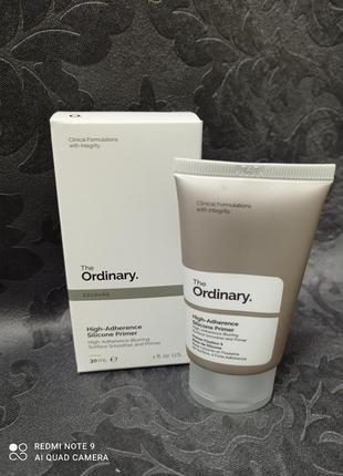 Праймер (база под макияж) для лица the ordinary high-adherence silicone primer