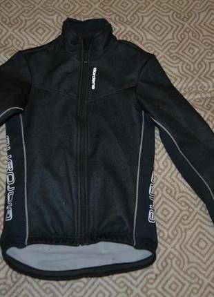 Новая вело куртка giordana 10-11 лет рост 140-146 италия