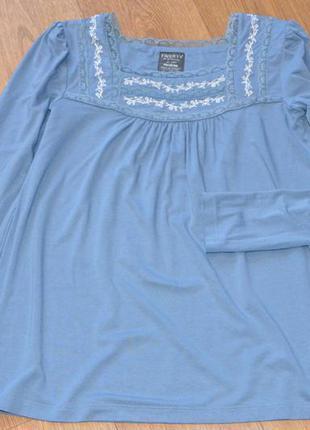 Красивенная кофта-блуза от sevenhill (подойдет для беременной)
