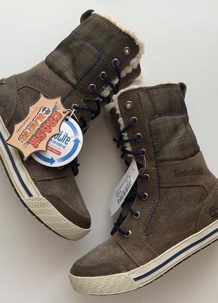 Стильные демисезонные ботинки timberland🥾🍂 размер 33 (21.5 см ) оригинал❗