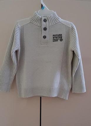 Теплий сведрик, свитер palomino 98 розміру.
