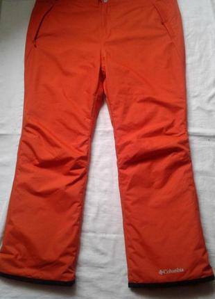Термо штаны лыжные большого размера