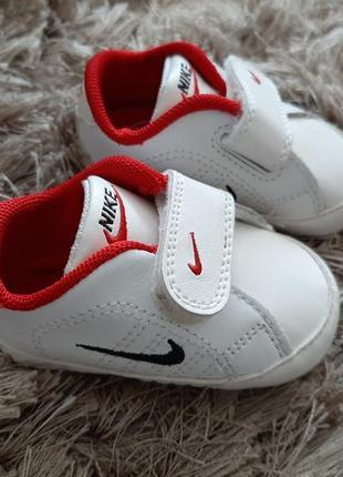 Пінетки кросівки nike