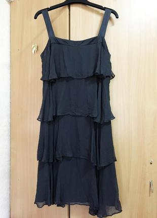 Платье шелковое french connection