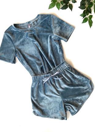 Новая плюшевая пижама