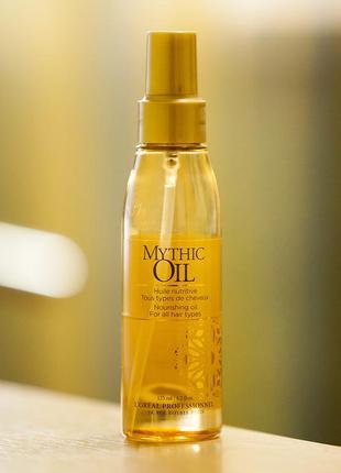 Loreal professional - масло для волос mythic oil