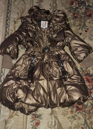 Шикарное пальто joy