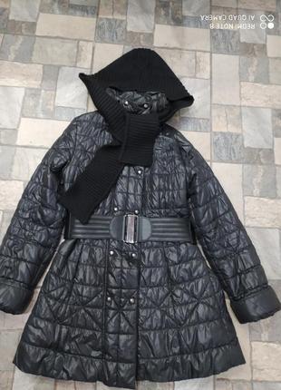 Пальто зимове пуховик куртка