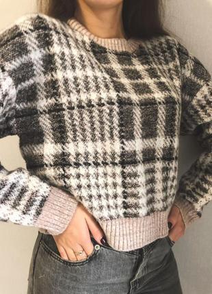 Тёплый свитер new look🖤