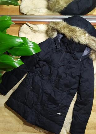 Пуховик куртка детская подросток пальто зима зимняя парка